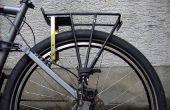 Rack pour VTT tout-suspendu de vélo
