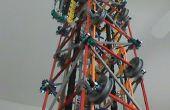Knex Modified Chain Stepper Lift