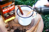 Érable Bourbon Chai Toddy