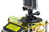 Contrôleur de Time-lapse Panorama Arduino