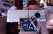 Code Morse avec tactile capacitif !