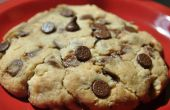 Cookies aux pépites de chocolat pour un