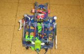 Instructables robot, de knex !