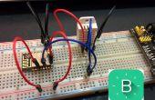 ESP8266-12 Billy température sans fil, détecteur d'humidité DHT22