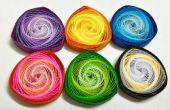 Comment faire des bobines de vortex quilling