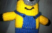 Comment tricoter un Minion