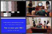 Histoire de TV - Art interactif par hamou