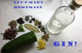 Let's Make (Style Hendrick) Gin!!