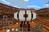 Portail de tourelle de Minecraft