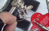 Comment souder - Robot Makey Badge