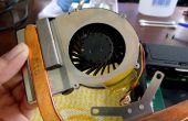Comment nettoyer ventilateur d'ordinateur portable et appliquer la pâte thermique sur le CPU et GPU