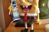 Revoltech personnalisé Bob l'éponge (SpongeBob SquarePants Replica 2.0)