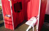 Le Photobooth DIY avec commande d'éclairage