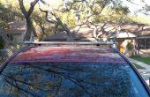 Hakima porte-bagages de toit - Strut canal tirants pauvre