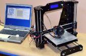 Imprimante 3D de Prusa I3 Migbot - montage et utilisation