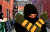 Comment faire des mitaines de Ninja