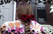 Tricot facile Hair Bow