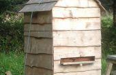 Protection de ruche externe et l'isolement de ruches, national