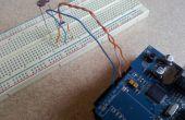 Lire le niveau de lumière sur l'Internet via Arduino avec Teleduino
