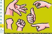 Comment dessiner les mains