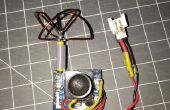 DIY Micro FPV AV Emetteur 5, 8GHz (FATSHARK compatible)