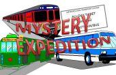 Expédition de mystère - un plaisir sortie à la journée