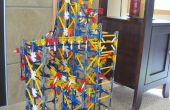 K ' NEX Ball Machine labyrinthe Mania w / Instructions