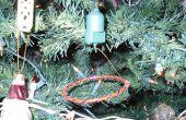 Hula Hoop arbre ornement