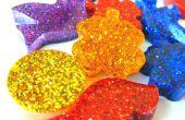 Résine époxy pour les débutants: à l'aide de moules silicone