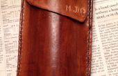 Humide moulé Leather Case