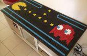 Pac Man / housse de Table de mosaïque de Pacman