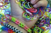 Simple Bracelet Rubber Band