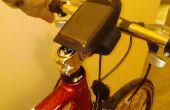 Titulaire de smartphone pour vélo