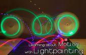 Apprendre Motion avec Light Painting