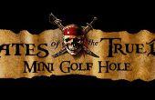 Comment créer un interrupteur à levier pour un trou de Golf Mini Pirate