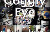 Woggly bancal : Incandescent yeux Goggly qui durent pour toujours