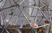 Steampunk Terrarium géodésique