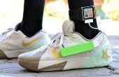 Chaussures de générateurs électricité - produire de l'électricité en marchant (Concept)