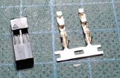 Montage des connecteurs Dupont