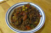 Chili de chevreuil