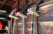 Bon marchés et facile outil de Garage cintres