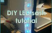 Tutoriel de ceinture LED DIY