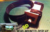 DIY tête-monté-affichage 3D à l'aide de votre smartphone