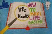 Incroyable de voir la vie des Hacks pour les gens paresseux