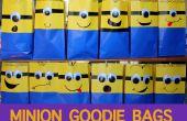 Minion Goodie Bags de Despicable Me