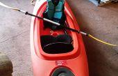 3D imprimés Kayak pagaie titulaire
