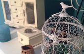 Organisateur de boucle d'oreille Birdcage
