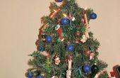 Quelle est la meilleure façon de décorer un petit et un arbre de Noël festif ?