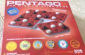 Comment jouer Pentago