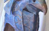 Animatronic Stargate casque